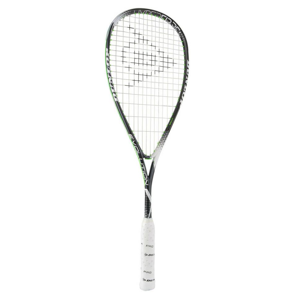 Dunlop Hyperfibre+ Evolution HL Squash Racket