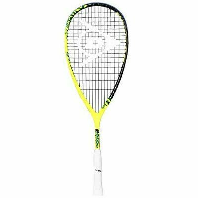 Dunlop Force Revelation 125 Squash Racket - Yellow