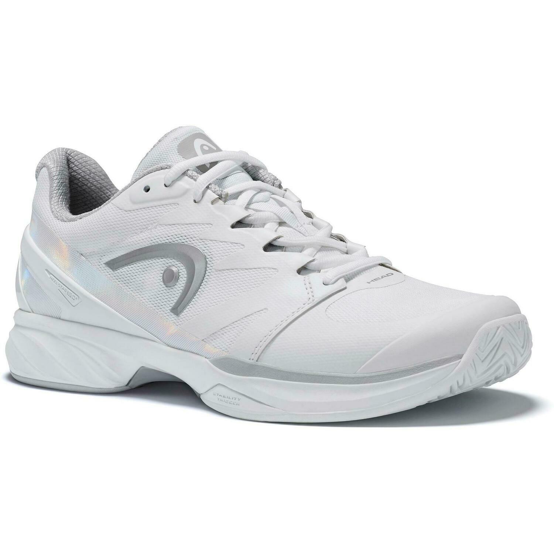 Head Sprint Pro 2.0 Womens Tennis Shoes - White/Iridescent
