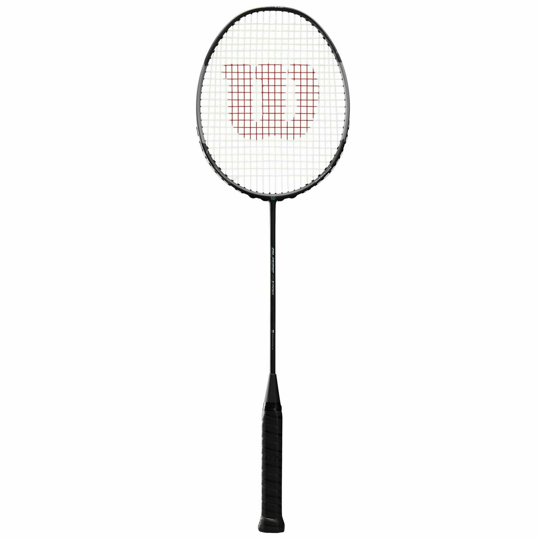 Wilson Blaze S1700 Badminton Racket - Black