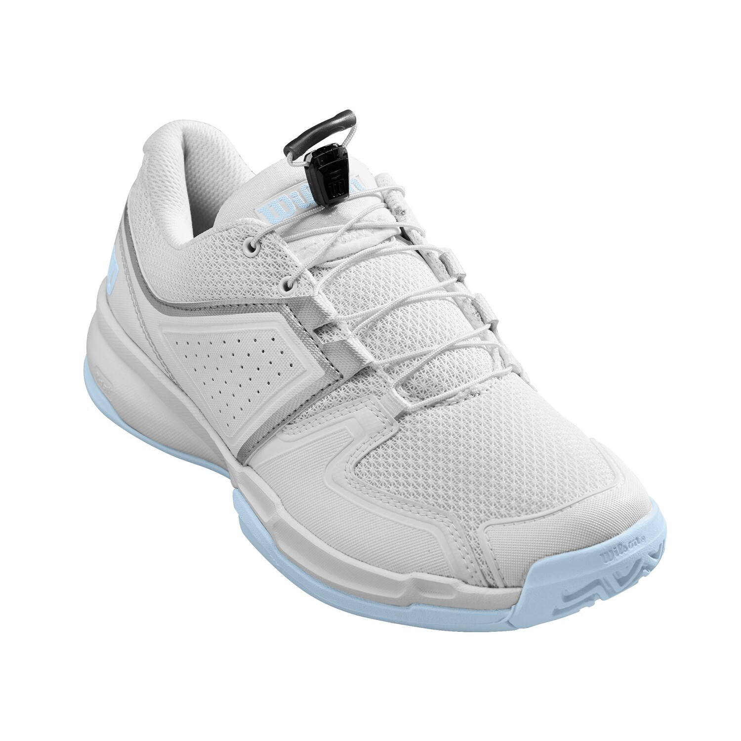 Wilson Tour Slam Womens Tennis Shoes - White/Omphalodes