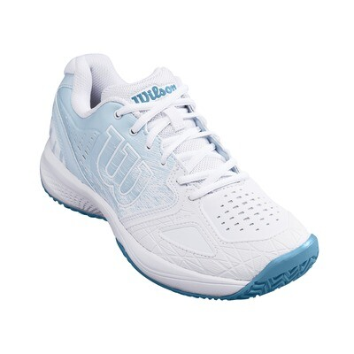 Wilson Kaos Comp 2.0 Women's Tennis Shoes - White