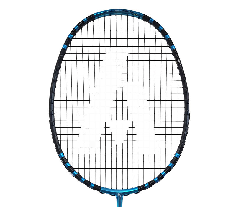 Ashaway NanoQube SL Badminton Racket - Metallic Blue