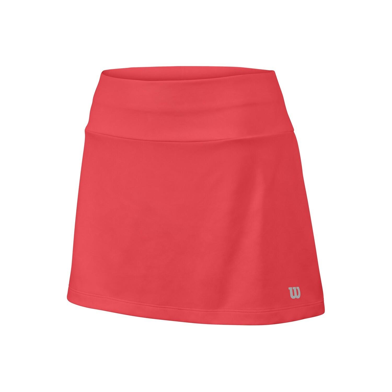 Wilson Girls Core 11 Skirt - Cayenne