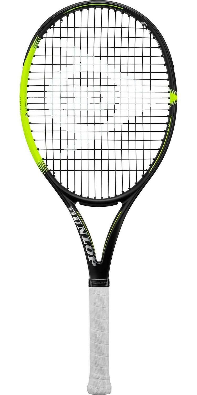 Dunlop Srixon SX 600 Tennis Racket - Black