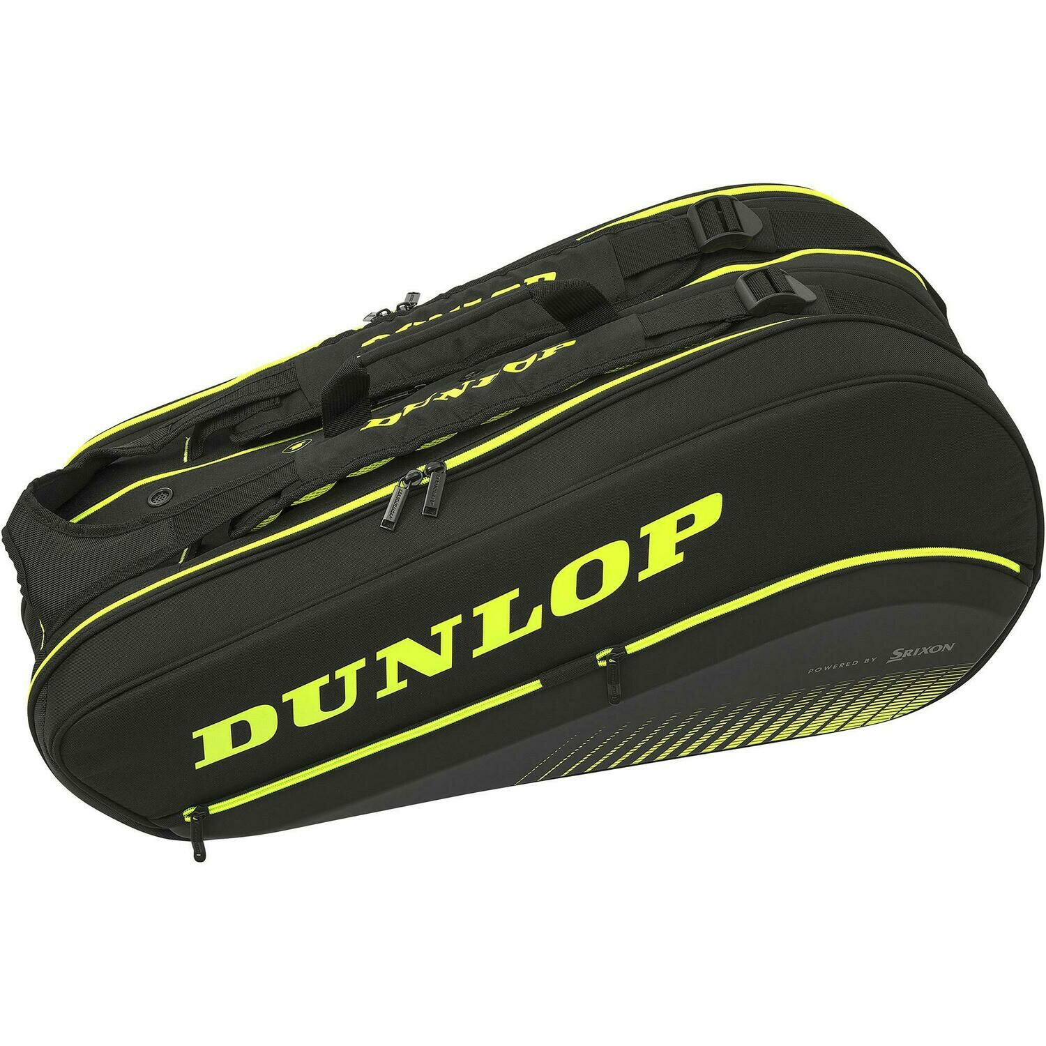 Dunlop SX Performance Thermo 8 Racket Bag - Black