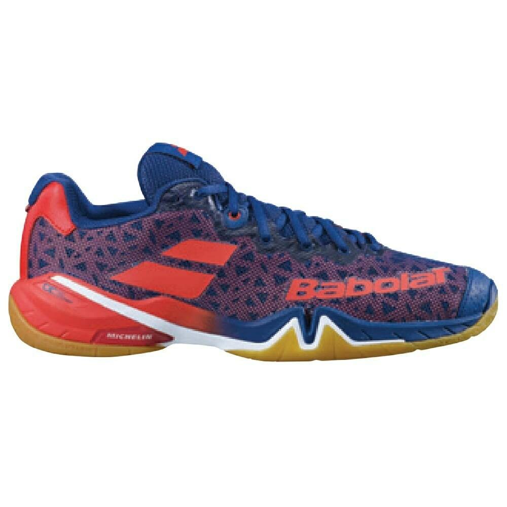 Babolat Shadow Tour Court Shoes Blue