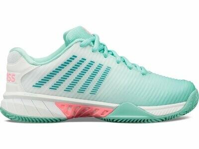 K-Swiss Hypercourt Express 2 HB Ladies Tennis Shoes - Aruba Blue