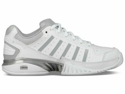 K-Swiss Receiver IV Ladies Tennis Shoes - White