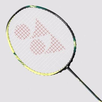 Yonex Astrox 2 Badminton Racket - Black/Yellow