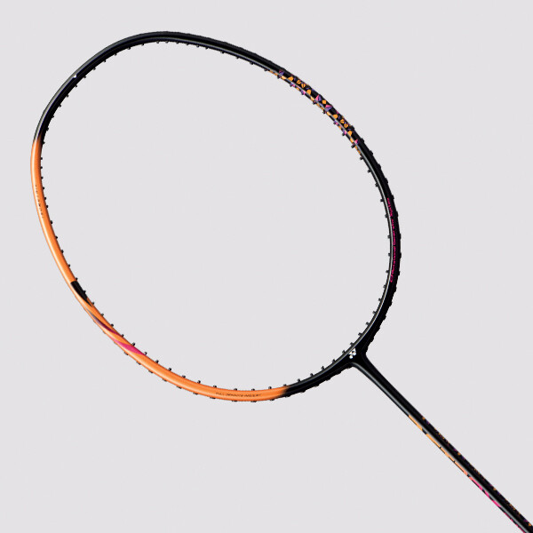 Yonex Astrox Smash Badminton Racket - Black/Clear Orange