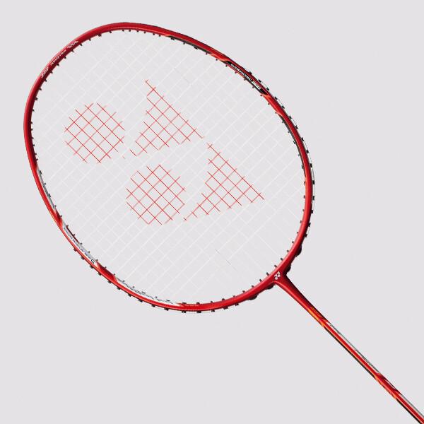 Yonex Duora 7 Badminton Racket - Red