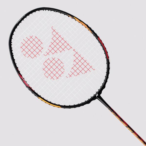 Yonex Duora 33 Badminton Racket - Orange/Red