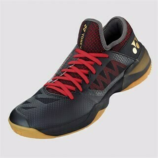 Yonex Power Cushion Comfort Z 2 - Black/Red
