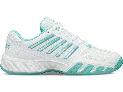 K-Swiss Bigshot Light 3 Ladies Tennis Shoes - White
