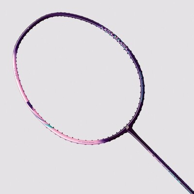 Yonex Astrox Smash Badminton Racket - Purple/Pink