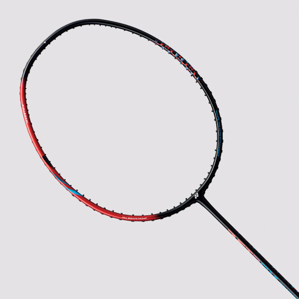Yonex Astrox Smash Badminton Racket - Black/Flame Red