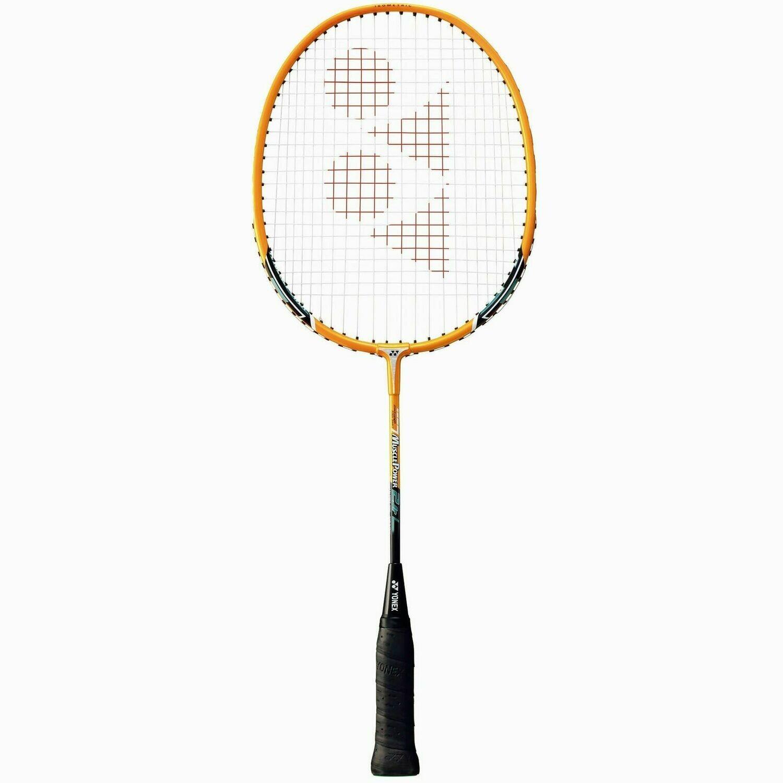 Yonex Muscle Power 2 Jr Badminton Racket - Yellow