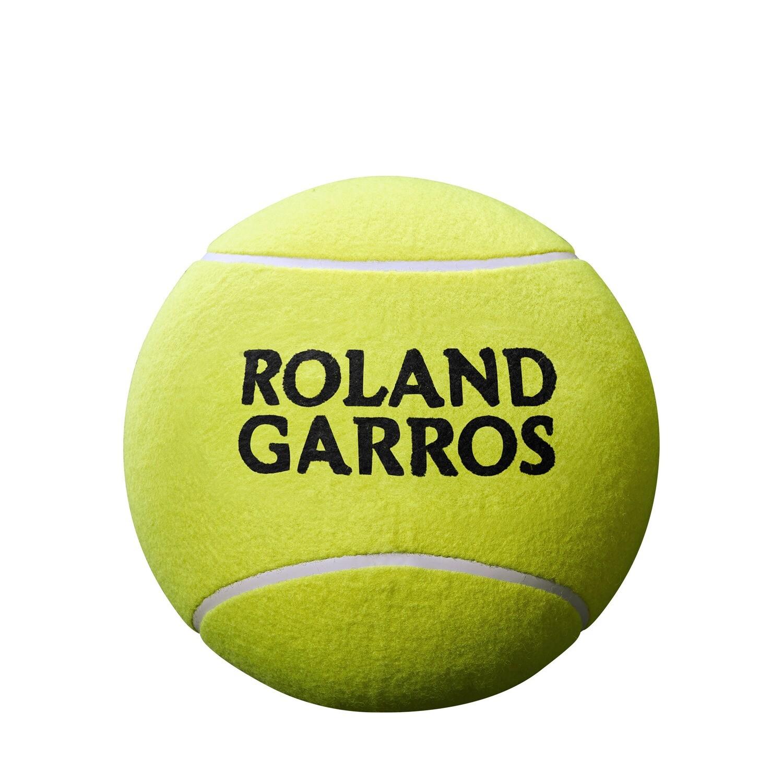 Wilson Roland Garros Jumbo Tennis Ball - 9 inch