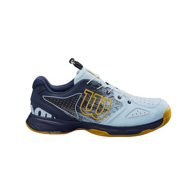 Wilson Kaos Junior QL Tennis Shoes - Omphalodes/Peacoat