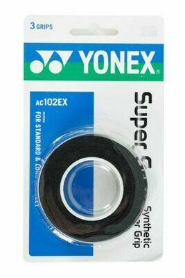 Yonex Super Grap Black - 3 Pack