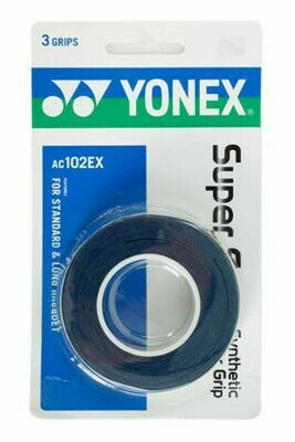 Yonex Super Grap Blue - 3 Pack
