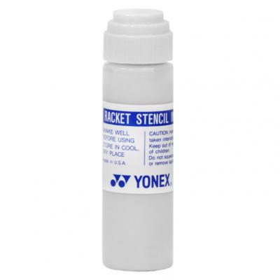Yonex Racket Stencil Ink - White