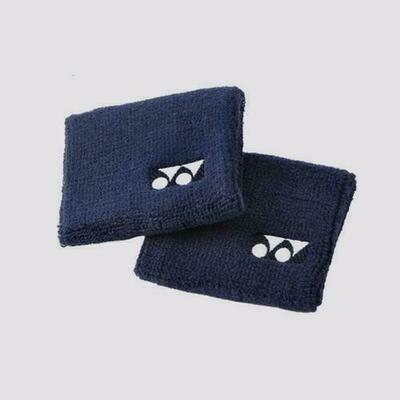 Yonex Wrist Bands Pair - Navy Blue