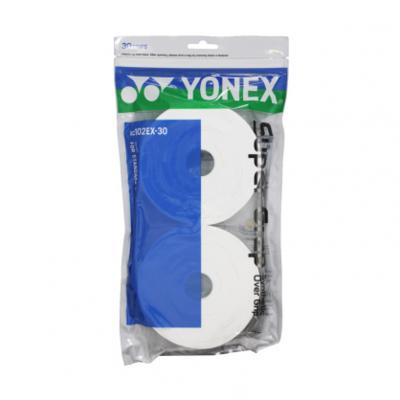 Yonex Super Grap White - 30 Pack
