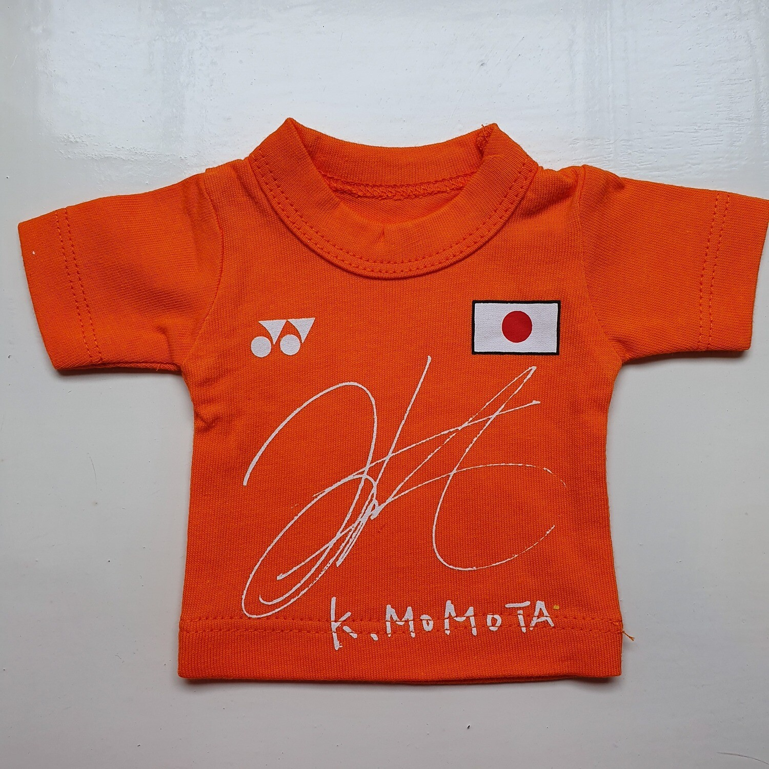 Yonex Legends Mini Shirt - Kento Momota