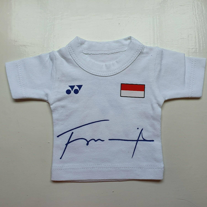 Yonex Legends Mini Shirt - Taufik Hidyat