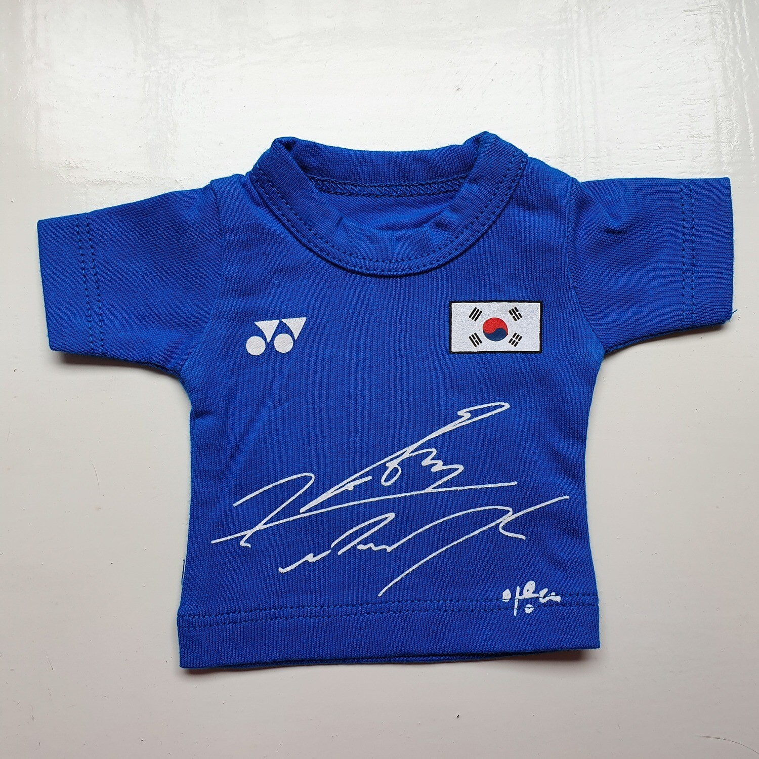 Yonex Legends Mini Shirt - Lee Yong Dae