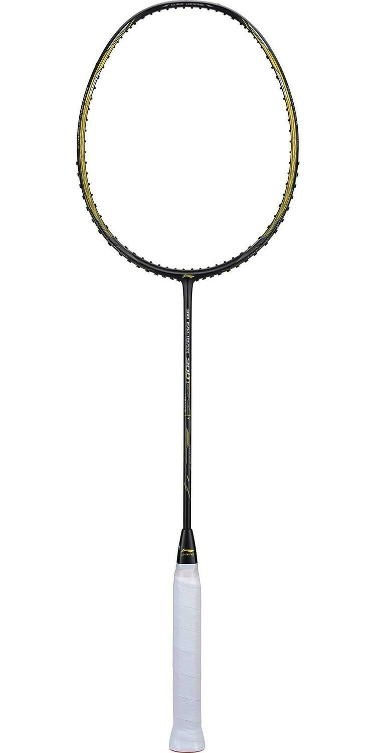 Li-ning 3D Calibar 900 i - Steel/Gold