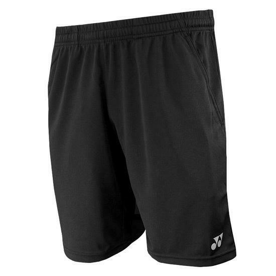 Yonex YS2000 Men's Training Shorts - Black
