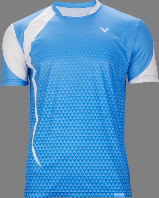 Victor Eco Series T-Shirt Unisex - Blue