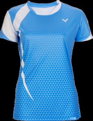 Victor Eco Series T-Shirt Ladies - Blue