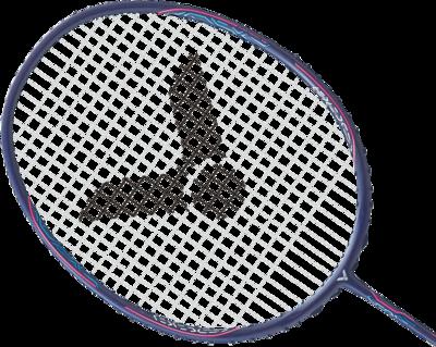 Victor DriveX 9X Badminton Racket - Blue