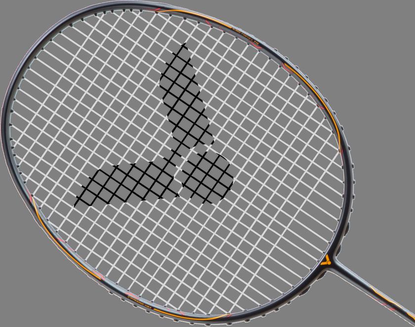 Victor DriveX 7K Badminton Racket - Black