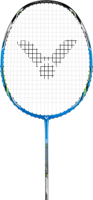 Victor Thruster Lightfighter 30 Badminton Racket - Blue
