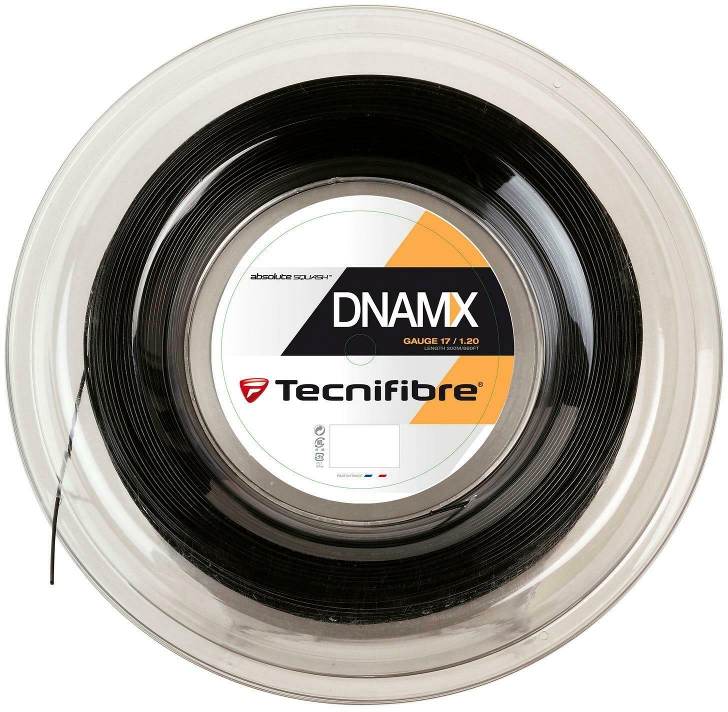 Tecnifibre DNAMX Squash String - 200m Reel