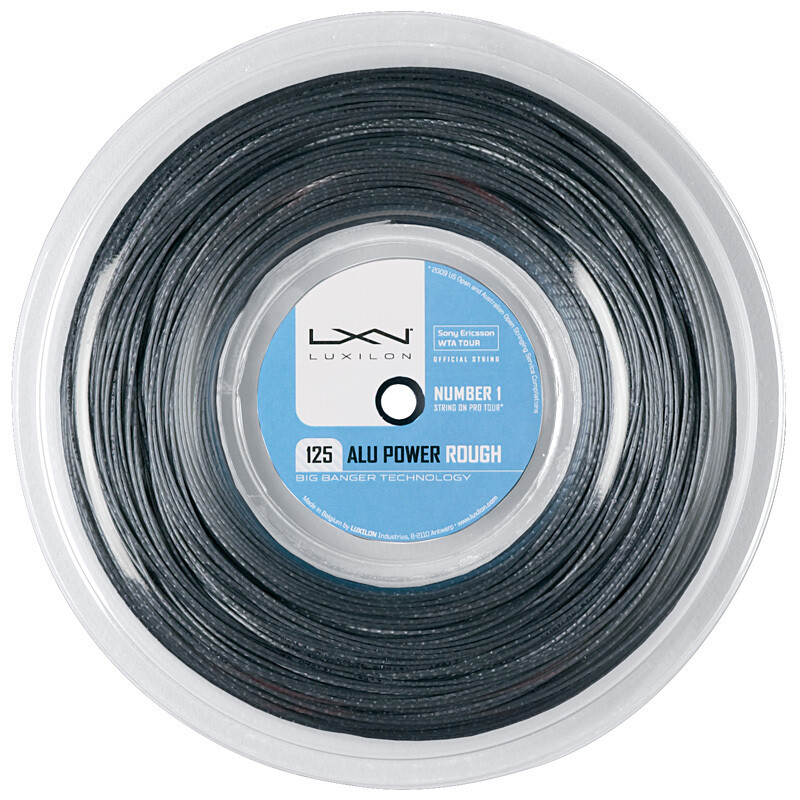 Luxilon Alu Power Rough - Silver 220m Reel