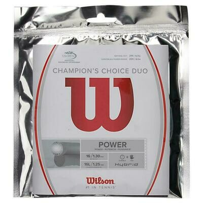 Wilson Champions Choice Duo String Set