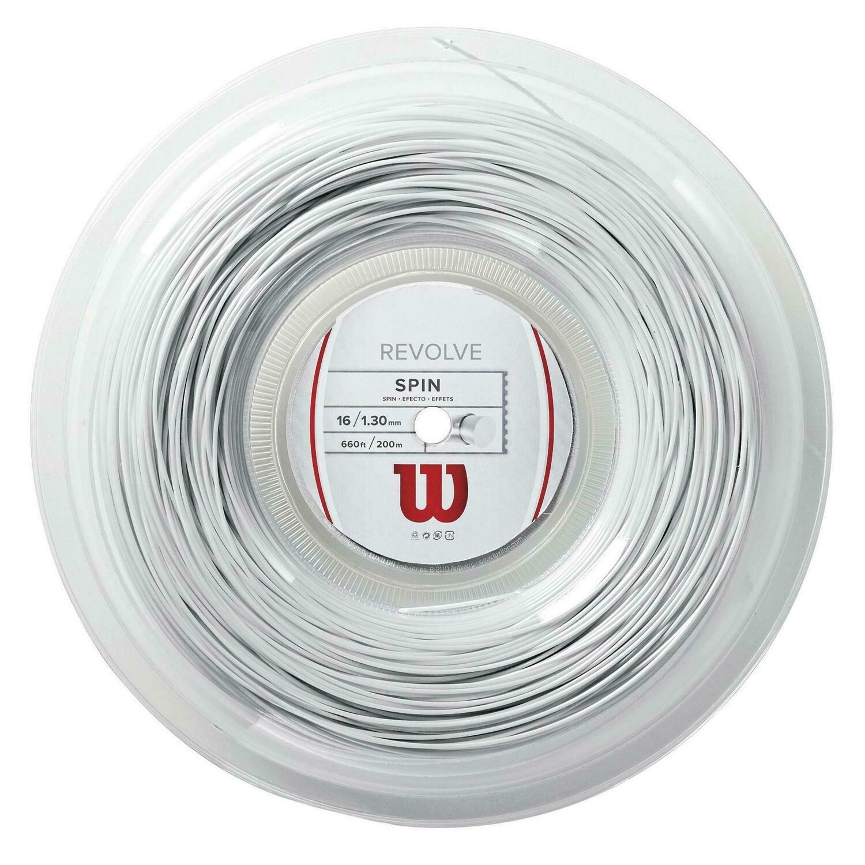 Wilson Revolve 16 Reel - White