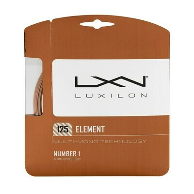 Luxilon Element 125 Tennis String Set