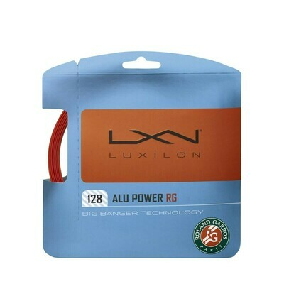 Luxilon Alu Power Roland Garros 128 - Tennis String Set
