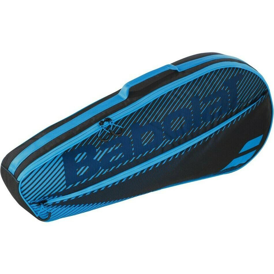 Babolat Essential 3 Racket Bag - Black/Blue