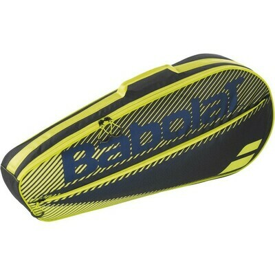 Babolat Essential 3 Racket Bag - Black/Yellow