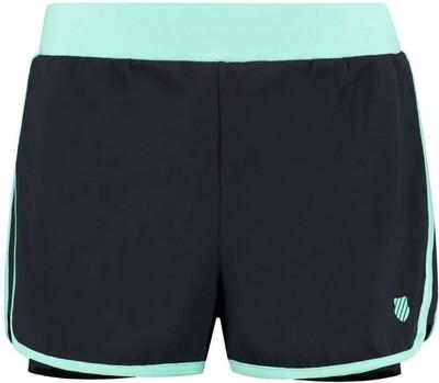 K-Swiss Hypercourt Ladies Short - Black