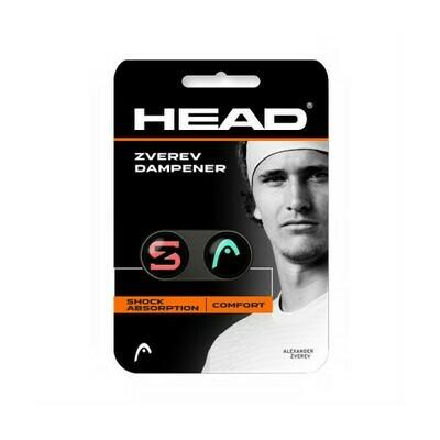 HEAD Zverev Dampener - 2 pack
