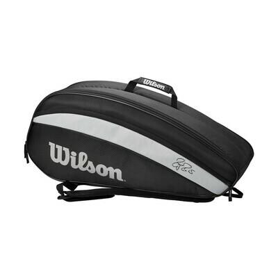 Wilson Federer Team Bag - 6 Pack